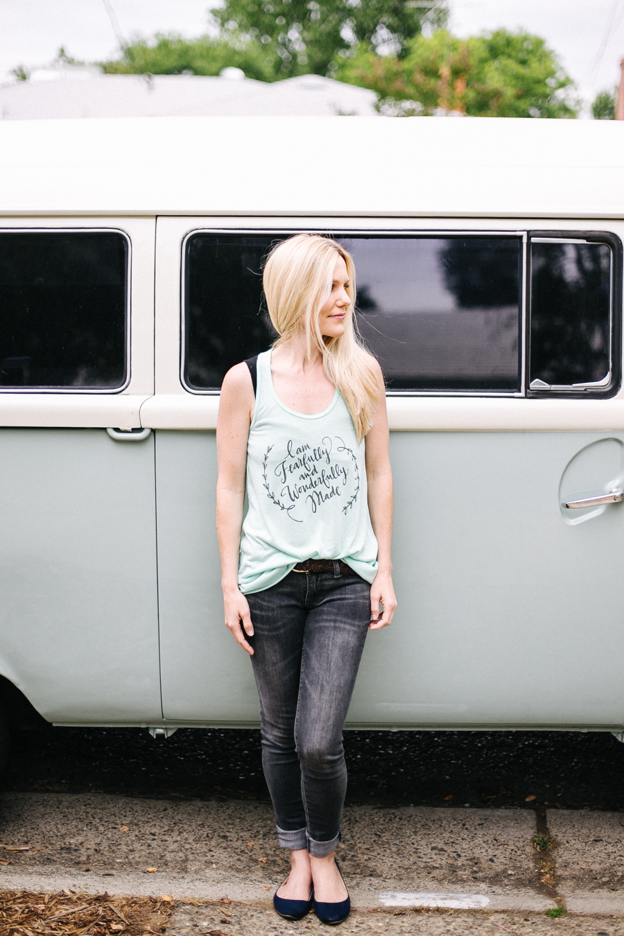 Wonderfully Made Tank by allthingsinspired.com